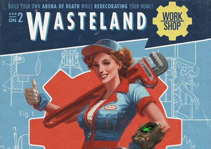 Fallout 4:第2弾DLC「Wasteland Workshop」は4月12日配信