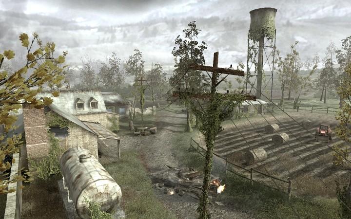 CoD:MW:マルチプレイヤーに人気マップ「Overgrown」と「Bog」登場確定