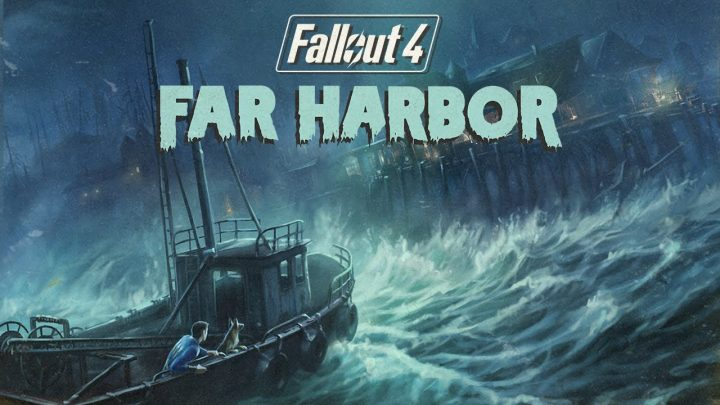 Fallout 4:第3弾DLC「Far Harbor」は5月31日リリース、大型パッチ1.5の詳細も(PS4,X1)
