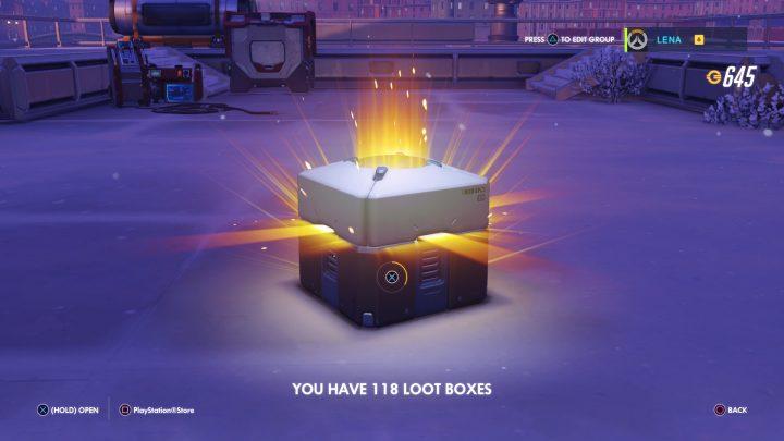 オーバーウォッチ:様々なアイテムを入手できる「トレジャー・ボックス」が販売開始、その詳細とは
