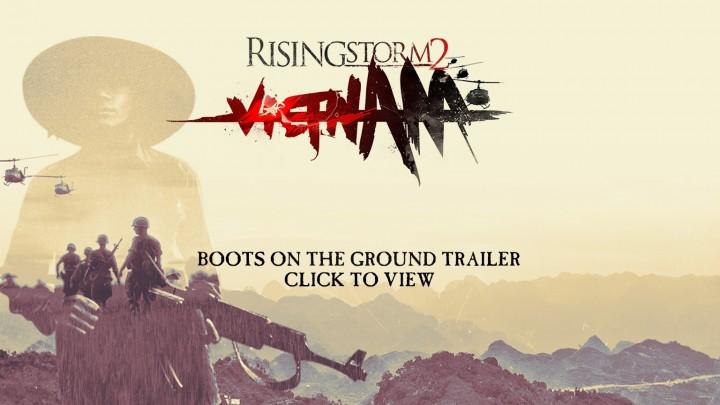 リアル系ベトナム戦争FPS『ライジングストーム 2: ベトナム』、ゲームプレイ映像公開