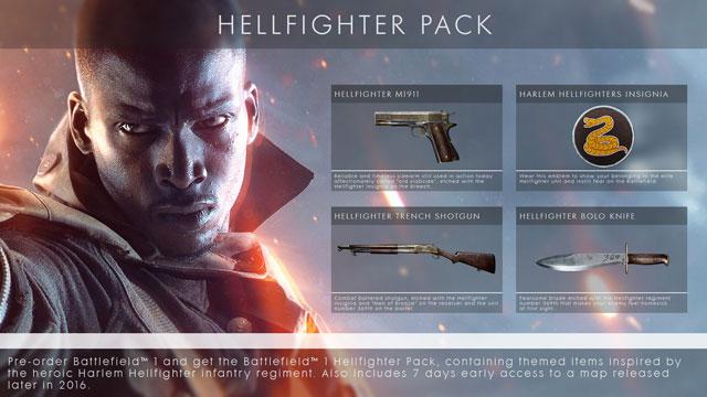 「Hellfighter」パック