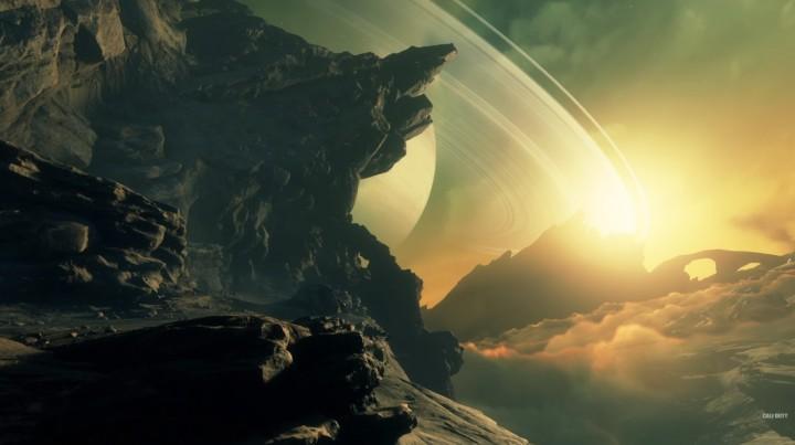 CoD:IW:キャンペーンは遥か未来の太陽系が舞台、壮大な世界観に