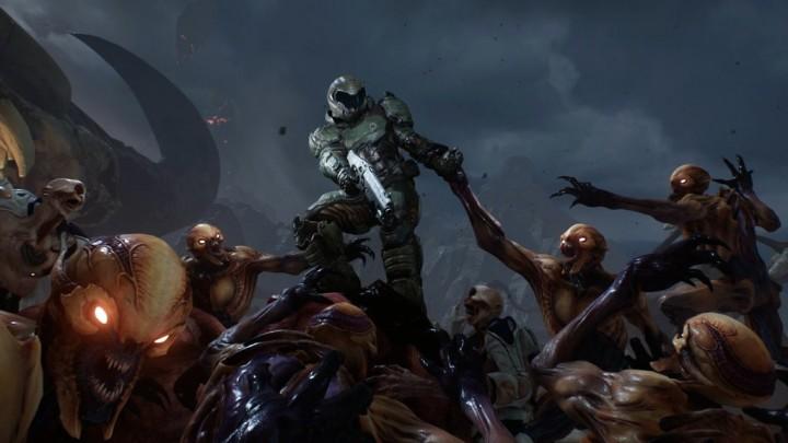 元祖FPS『DOOM』:地獄のローンチトレーラー公開、PCシステム要件も