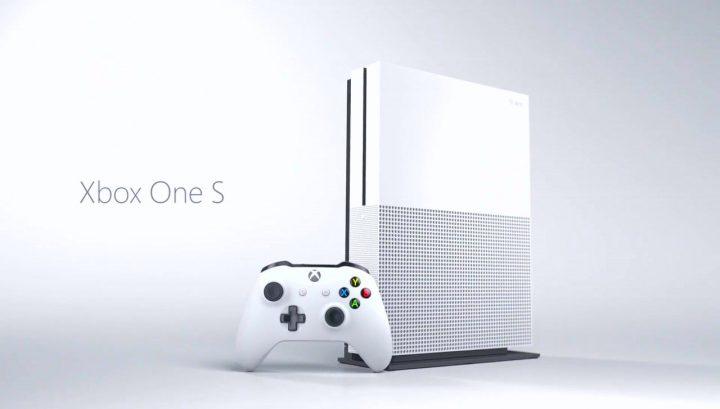 """スリム版Xbox One""""Xbox One S""""正式発表、価格は299ドルで8月出荷"""