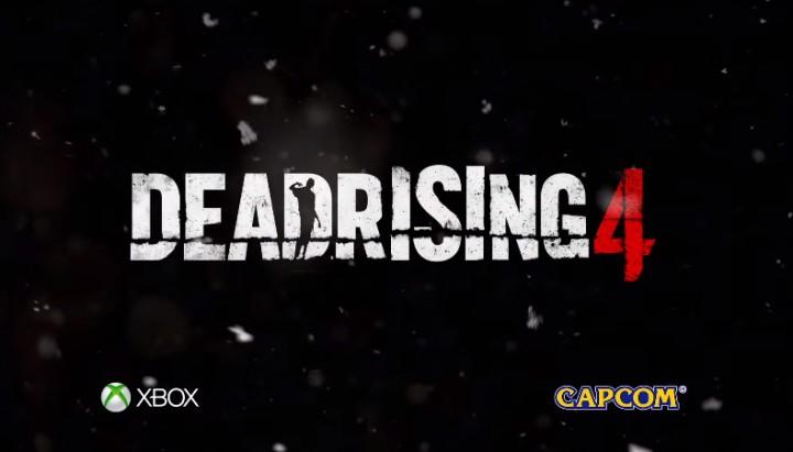 『デッドライジング 4』正式発表、2016年ホリデーシーズン発売(Xbox One,PC)