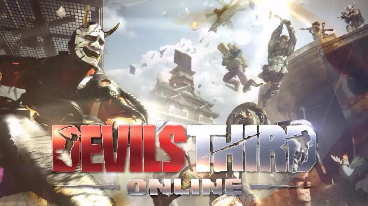 """オンライン""""格闘シューター""""『Devil's Third Online』、正式サービスを6月8日17時開始"""