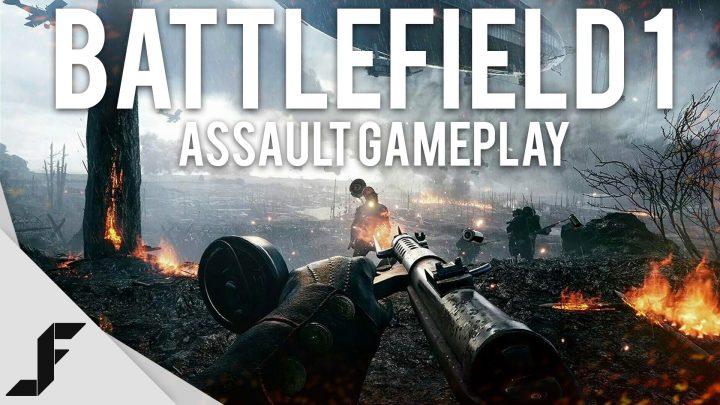 BF1:様々な兵科やビークルでのマルチプレイヤー映像が多数公開