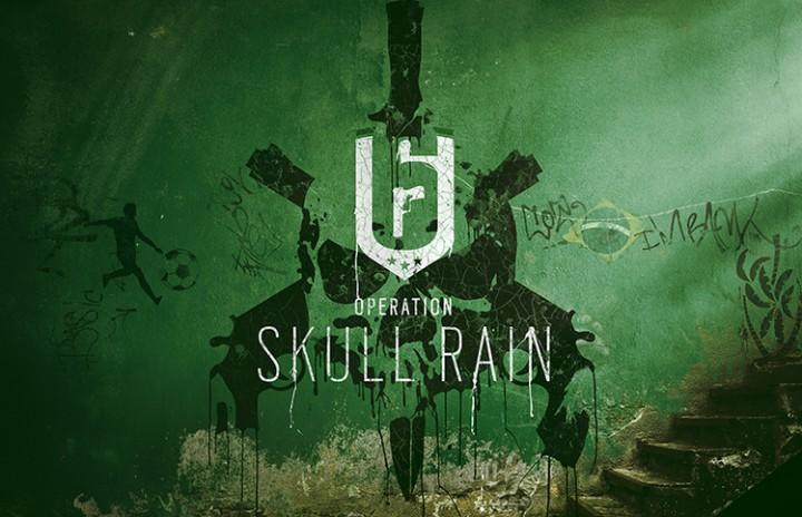 レインボーシックス シージ:第3弾DLC「オペレーション・スカルレイン」は8月3日配信、2名の新オペレーターと新マップの概要判明