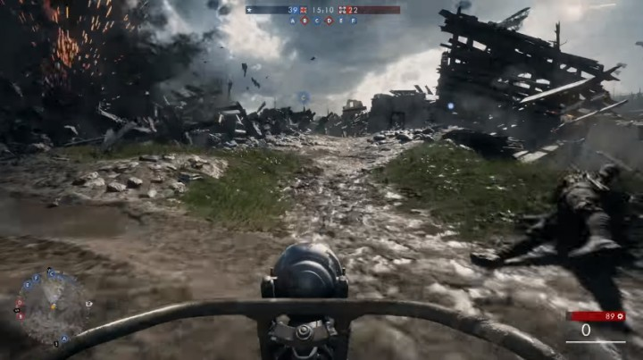 BF1 バイク