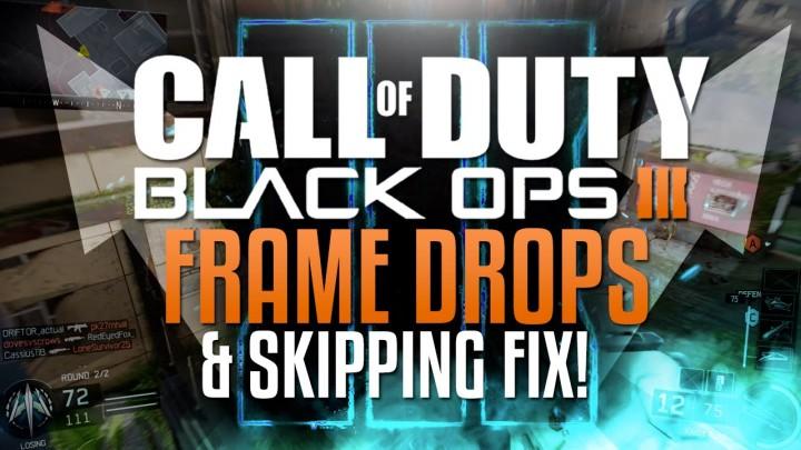 CoD:BO3:PS4にて深刻なフレーム落ちやフレームスキップが発生中、対処法はこれ