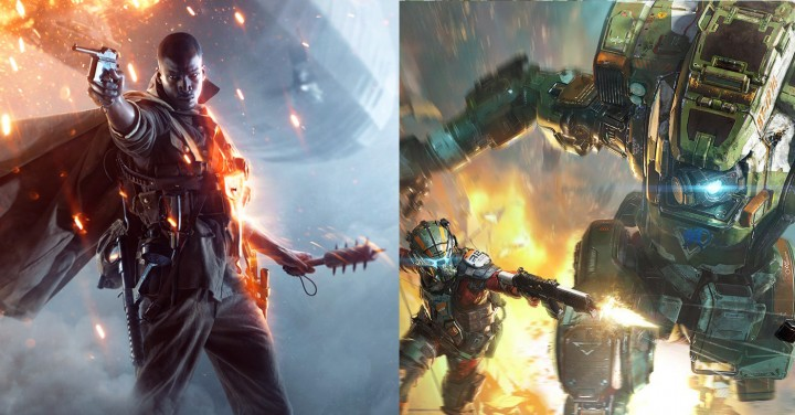 EAが初年度の売上を予測、『BF1』は1,500万本弱で『タイタンフォール2』は1,000万本