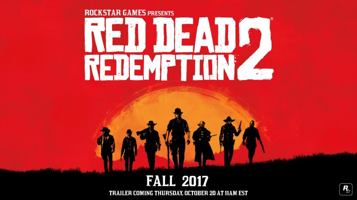 RDR2:『Red Dead Redemption 2』正式発表、発売日は2017年秋