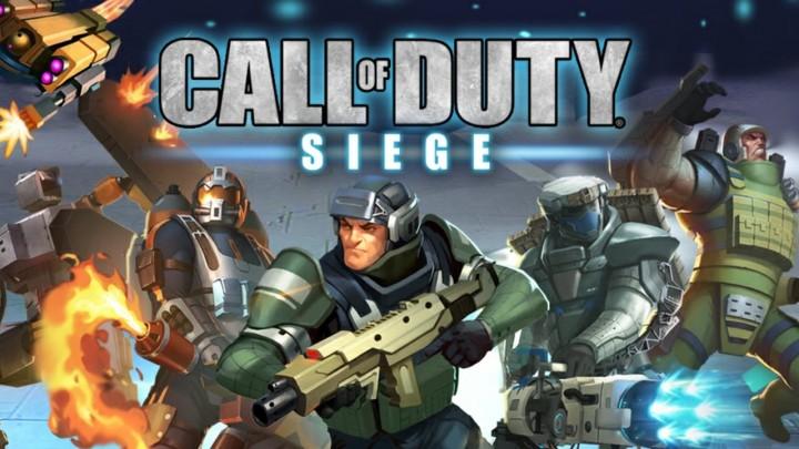 戦略カードゲーム『Call of Duty : Siege』がiOS向けにオーストラリアで突如公開