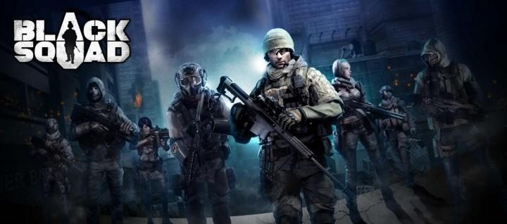 """""""正統派""""無料FPS『BLACK SQUAD』の正式サービス本日開始"""