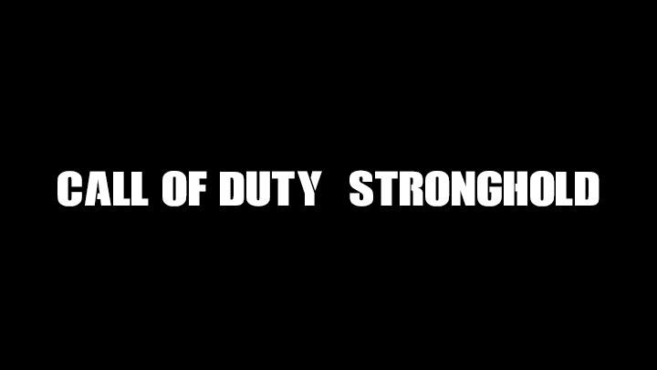 噂:新作CoD『CoD2017』のタイトルは『Call of Duty: Stronghold』?