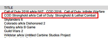 cod2017