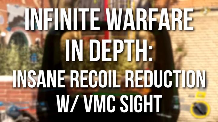 "CoD:IW:反動を減らすなら""VMCサイト""  驚異の反動軽減効果が立証"