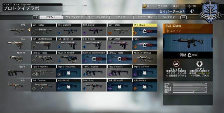 CoD:IW:最新アップデート配信、新武器12種・装備・アクセサリー・ジェスチャー・挑発が追加