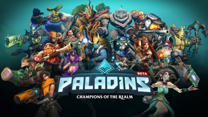 基本無料のヒーローFPS『Paladins』、オープンベータ参加者が500万人を突破