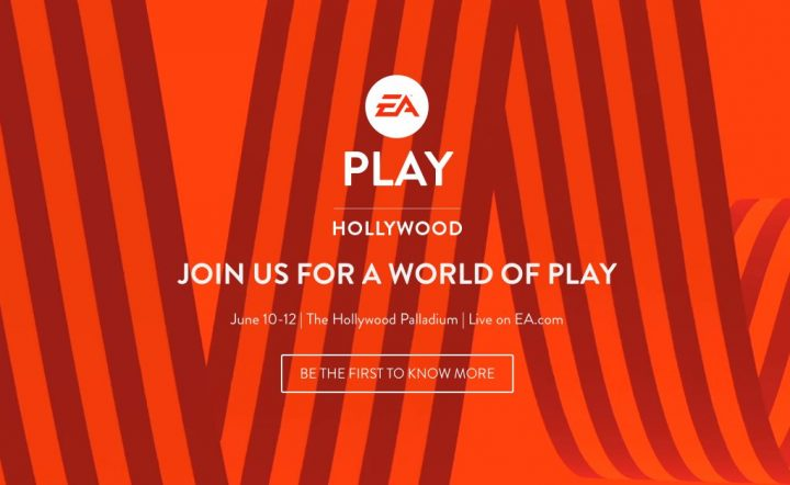 Electronic Artsが「EA Play 2017」開催を発表、E3でのブース出展はなし