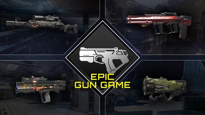 CoD:IW:エピック武器だらけの新ゲームモード「Epic Gun Game」が1週間限定で登場