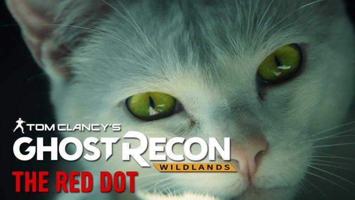 オープンワールドミリタリーシューター『ゴーストリコン ワイルドランズ』 実写トレーラー「Red Dot」公開