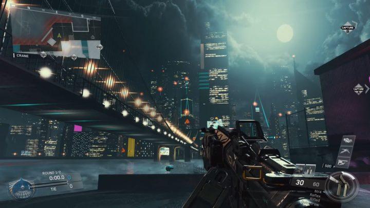 """CoD:IW: 第1弾DLC「Sabotage」に含まれる新マップ""""Noir""""のプレイ映像が登場"""
