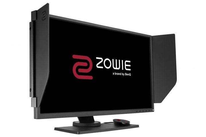 世界初:ネイティブ240Hzの怪物ゲーミングモニター「XL2540」、BenQ ZOWIEより2月17日発売