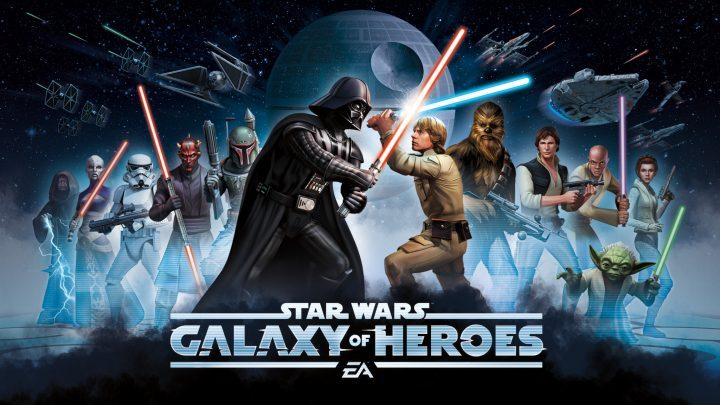 Star Wars: Galaxy of Heros