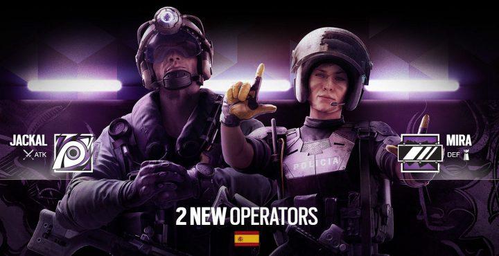R6S:無料DLC「オペレーション ベルベットシェル」の新コンテンツと新機能発表、武器スキンやインターフェース改善など