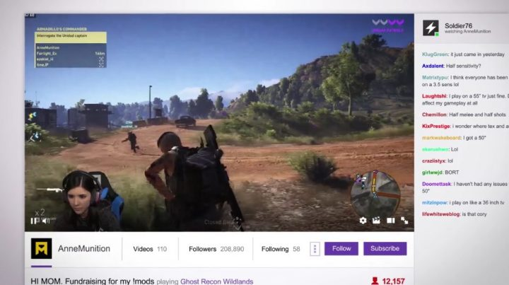 Twitch:配信者がプレイしているゲームがその場で購入可能へ、今春スタート