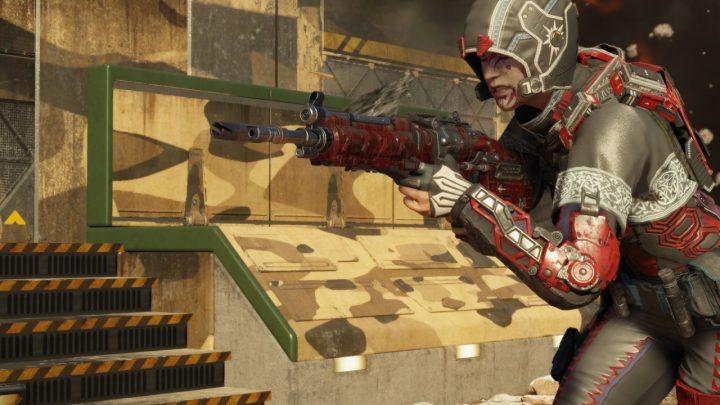 CoD:BO3:血塗れのアニメ武器迷彩が期間限定で登場、映像公開