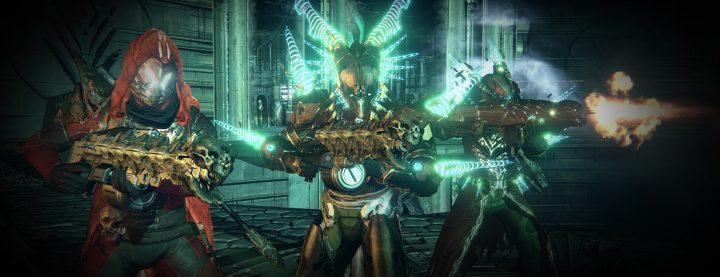 Destiny: 最終コンテンツ「勝利の時代」では、店売り装備は毎週パークが入れ替え制に