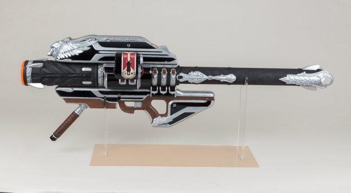 Destiny: 実物大「鉄のギャラルホルン」予約受付開始、発売日は2017年11月1日で価格は約1.9万円(海外)