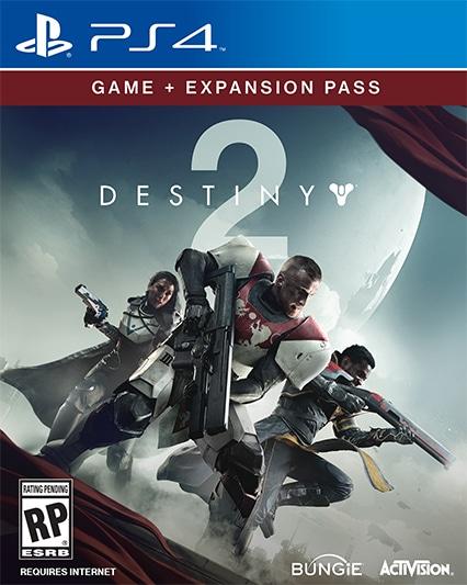 Destiny 2 GAME + Season pass