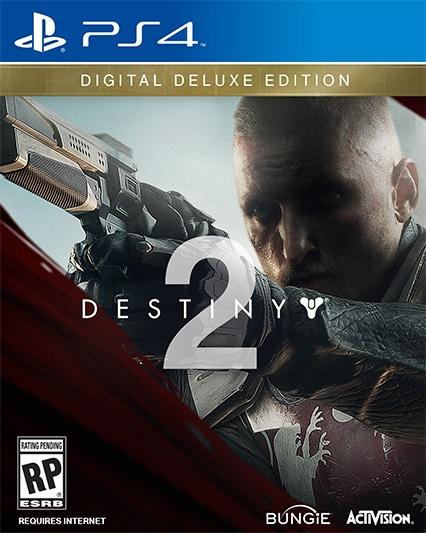 Destiny 2 Digital Deluxe Edition