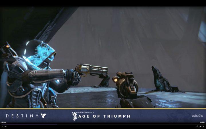 Destiny: 最終コンテンツ「勝利の時代」で追加される新防具セット紹介、レイド産メイン武器にはエキゾチック版が登場
