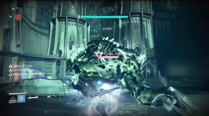 Destiny: 光390クロタを剣1本で効率良く討伐する方法