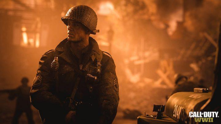 PC版『CoD:WWII』のデイリー最高同時接続数、ローンチから2万6千人激減