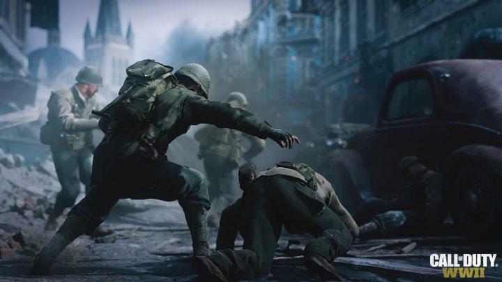 CoD:WWII: 2種の初プレイ映像を視聴、キャンペーンは「血と命が飛び散るリアルな戦場」だった