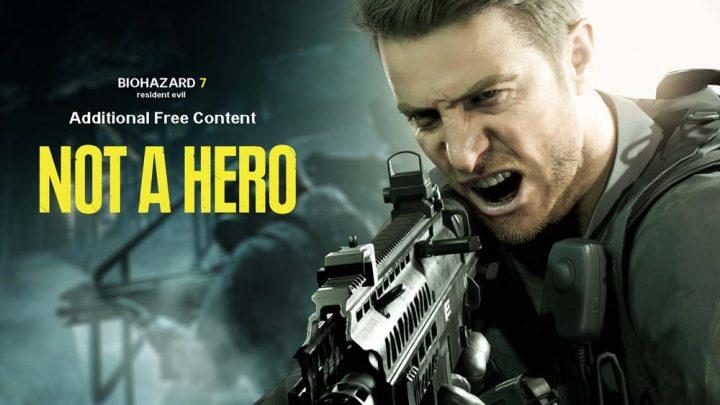 バイオハザード7: 無料DLC「Not A Hero」配信延期、今春から2017年内へ