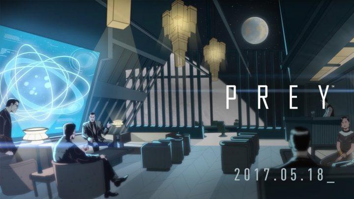 "Prey:オープンワールドならぬ「オープン宇宙ステーション」、贅を尽くした巨大宇宙ステーション""タロス I"""