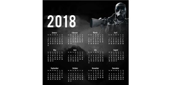 R6S カレンダー