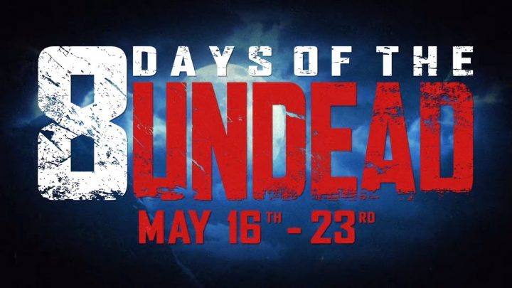 8 days of the undead