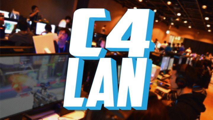 大規模LANゲームパーティ「C4 LAN」: 運営が語る本当の開催理由「泣けてきちゃった…」