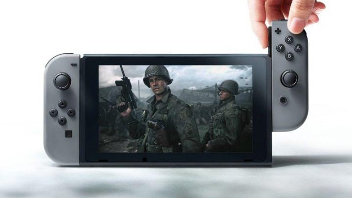 Nintendo Switch版『CoD:WWII』の発売はなし、Activisionが明言