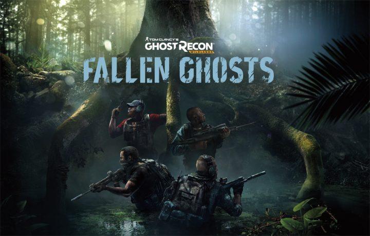 ゴーストリコン ワイルドランズ:第2弾DLC「フォールン・ゴースト」本日先行配信、15の新ミッションや4人のボスなどを追加