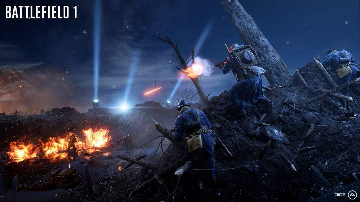 BF1:11月アップデート配信、「NIVELLE NIGHTS」全プレイヤー開放や新機能「オペレーション・キャンペーン」など