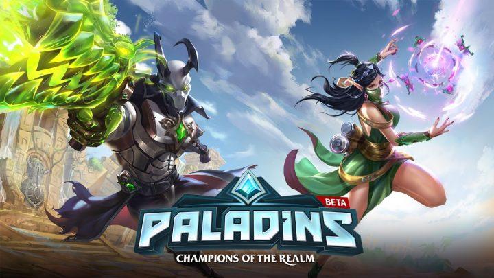 Paladins:PS4 / Xbox Oneでオープンベータ開始、シネマティックトレーラー公開(海外)